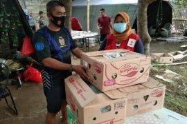 Sunpride donasikan buah-buahan untuk petugas dan tenaga medis