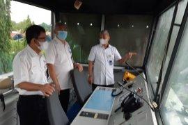 """Optimalkan navigasi, Airnav gunakan \""""mobile tower\"""" di Bandara Tampa Padang Mamuju"""
