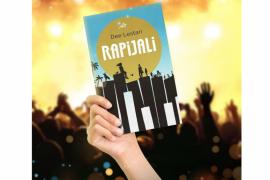 """Dee Lestari menghadirkan novel baru \""""RAPIJALI\"""" dalam dua versi"""