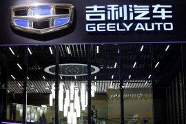 Geely dan Tencent kerjasama bangun teknologi kokpit mobil pintar