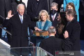 Ini tanggapan tokoh dunia tentang pelantikan Joe Biden