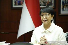 Menlu-Indonesia terima kiriman vaksin AstraZeneca pertama