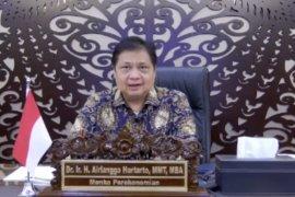 Menko Airlangga: Tes COVID-19 Indonesia melampaui standar WHO
