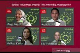 Generali harap platform sosial Akuberbagi.com diterima warga Papua