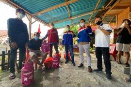 Pertamina salurkan bantuan bencana alam  di Manado