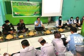 BNN Sulawesi Tenggara proteksi santri Pondok Tahfidz Quran Barakati dari narkoba