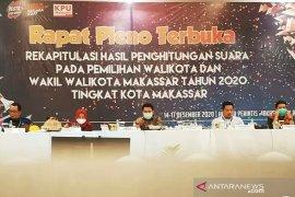 KPU Kota Makassar tetapkan hasil Pilwali pada 23 Januari 2021