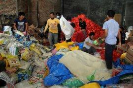 Pemkot Palu bantu logistik untuk korban bencana gempa di Sulbar