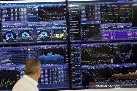 Saham Inggris, indeks FTSE 100 jatuh 0,84 persen