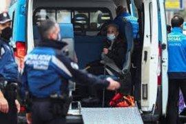 Tiga tewas dan 11 luka-luka akibat ledakan pada sebuah gedung di Madrid