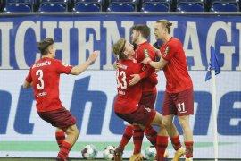 Liga Jerman-Cologne kembali ke jalur kemenangan usai pukul Schalke 2-1