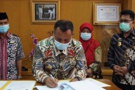 Pemkab Lampung Selatan hibahkan tanah kepada MAN 1 dan MTsN 1 Lamsel
