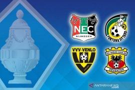 NEC Nijmegen dan VVV Venlo lanjut ke perempat final Piala KNVB