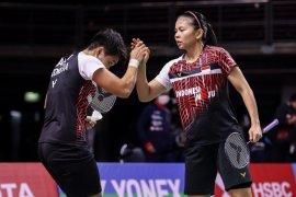 Greysia/Apriyani bertekad kalahkan Lee/Shin di semifinal Thailand Open II