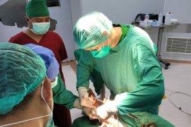 RS Regional Sulawesi Barat operasi pasien COVID-19 korban gempa