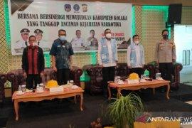 BNN Sulawesi Tenggara targetkan bentuk 100 desa/kelurahan bebas narkoba di Kolaka