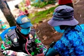Tim Medis Lantamal VI obati 76 pasien korban gempa Sulbar
