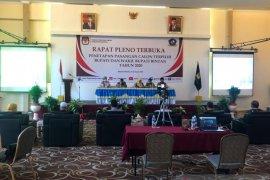 Apri-Roby  ditetapkan sebagai kepala daerah terpilih