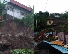 Tiga warga Manado meninggal karena tanah longsor dan banjir