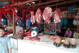 Harga sapi naik, pedagang daging siap mogok