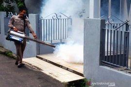 Pemkot Palembang minta warga  tingkatkan kewaspadaan demam berdarah
