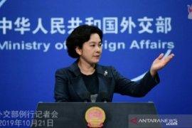 China sangat berharap hubungannya dengan Amerika Serikat segera pulih