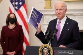 Joe Biden: Amerika Serikat akan dukung rencana global perangi COVID-19