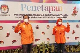 Pasangan wali Kota Makassar Danny-Fatma susun tiga program prioritas