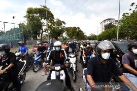 Malaysia catat angka harian tertinggi COVID-19 sebanyak 4.275 kasus