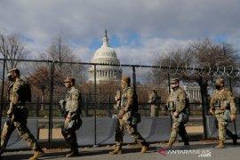 Lebih dari 150 personel Garda Nasional di Washington positif corona
