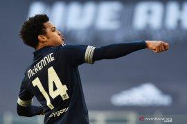 McKennie jadi pemain tetap Juventus usai di beli dari Schalke