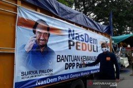 NasDem Sulteng  segera tarik relawannya yang bertugas di Mamuju