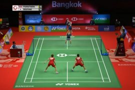 Bulu tangkis - Lima negara berbagi gelar Thailand Open 2