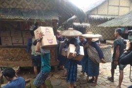 Kampung Baduy nol kasus COVID-19