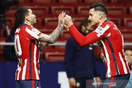 Atletico lanjutkan rentetan kemenangan selepas bekap Valencia 3-1