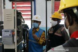 PLN Papua: beban puncak listrik di Paniai mencapai 838 kilo watt