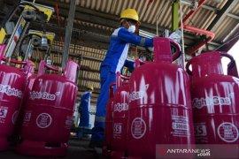 Pertamina pasok bright gas secara reguler untuk 41 dapur umum di Sulbar