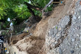 Two killed in landslide that hit Kupang, NTT