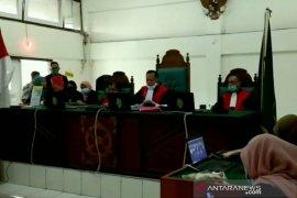 Mantan kades di Ogan Ilir korupsi  dana desa divonis lima tahun penjara