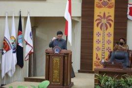 DPRD Sulut sahkan cagub-cawagub terpilih pilkada 9 Desember