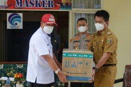 Lampung Tengah terima 3.981 vaksin COVID-19