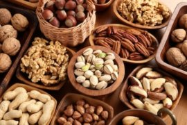 Konsumsi kacang-kacangan bantu atasi risiko demensia