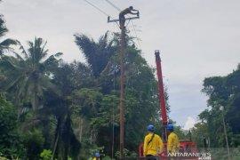 PLN sudah normalisasi seluruh gardu terdampak banjir Manado