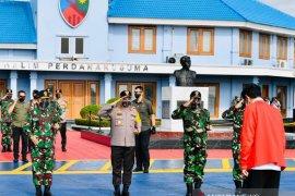 Presiden Joko Widodo : Tol Kayu Agung-Palembang turunkan biaya logistik