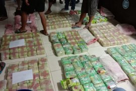 BNN ungkap penyelundupan sabu 171 kg dikendalikan napi dari lapas Palembang