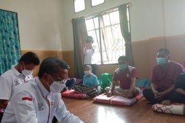 Pemprov Sulsel pulangkan dua pengungsi Sulbar ke Ambon
