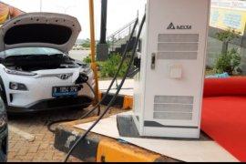 Penggunaan kendaraan listrik perlu dukungan pengembangan ekosistemnya