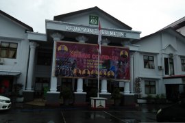 Kejati Maluku bantah pemberitaan aliran dana korupsi masuk kantong Kajari Buru