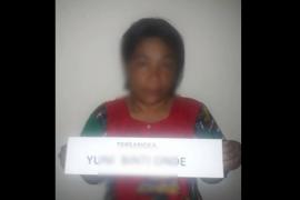Polisi bekuk ibu rumah tangga diduga edarkan sabu-sabu di Konawe