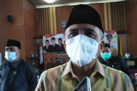 DPRD Mataram menggelar rapat paripurna usulan pemberhentian wali kota